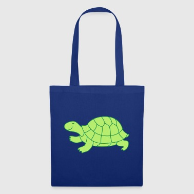 happy turtle - Tote Bag