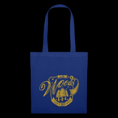 Step into the woods - Tote Bag