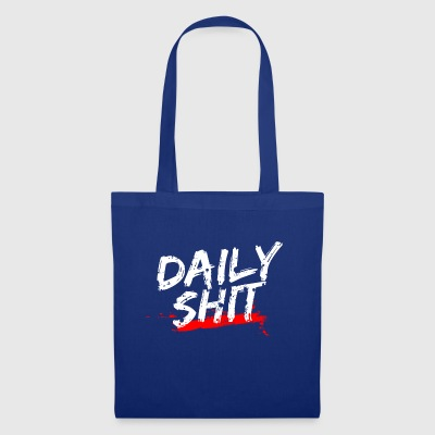 Daily Shit - Tote Bag