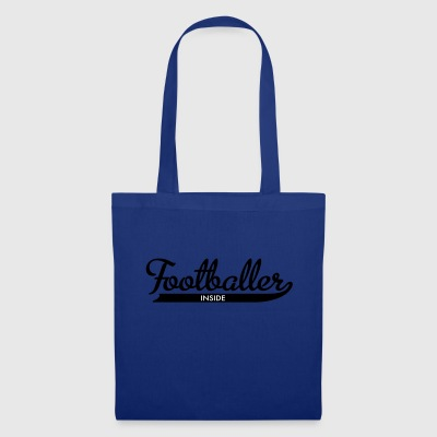 2541614 15956001 footballer - Tote Bag