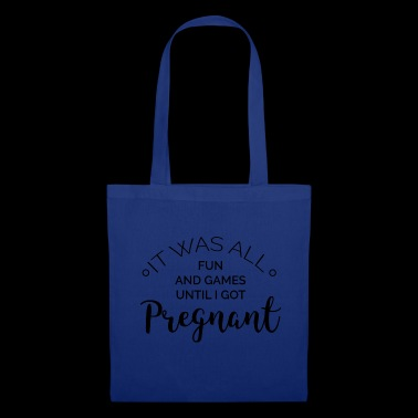 Pregnancy pregnant mommy baby gift - Tote Bag