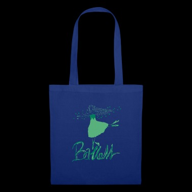 Ballerina is dancing on the toe, gift idea - Tote Bag