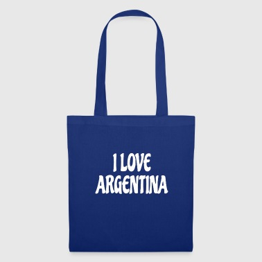 I love Argentina - Tote Bag