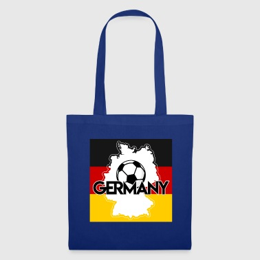 Football en Allemagne - Tote Bag