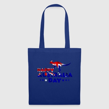 Happy Australia Day Gift Idea Australia Day - Tas van stof