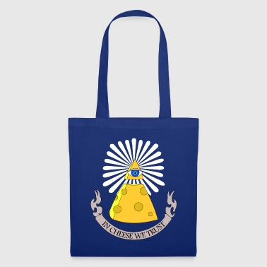 In Cheese we trust - Tote Bag