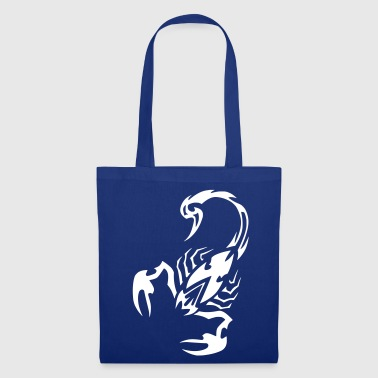 scorpion tribal by CustomStyle - Tote Bag