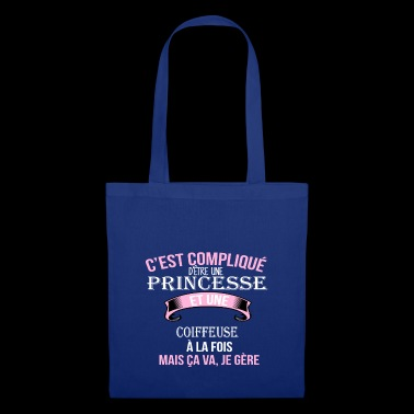 Coiffeuse - Tote Bag