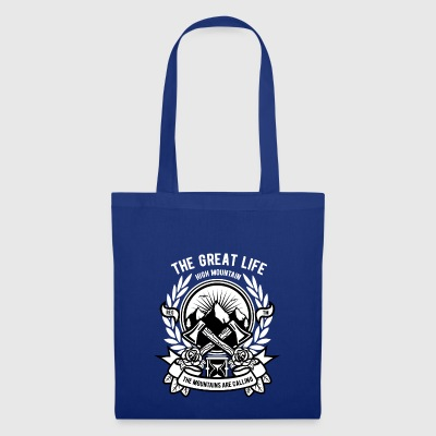 The Mountains Are Calling - Tote Bag
