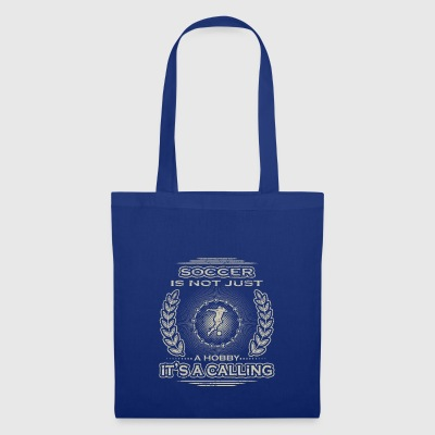 not a hobby calling job provision women's football - Tote Bag