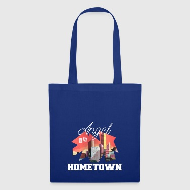 LA Los Angeles hometown of the angel gift idea - Tote Bag