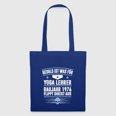 CONSTRUCTION YEAR 1976 - Tote Bag