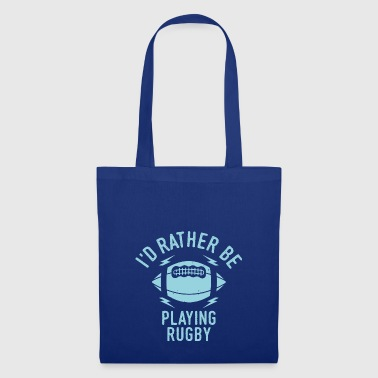 Rugby Player Team Team Cool Funny Gift - Bolsa de tela