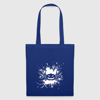 Splash citrouille - Tote Bag