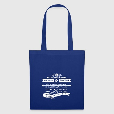 Audition actress performance casting films - Tote Bag