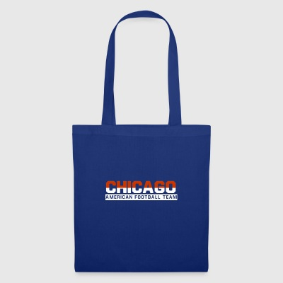 Chicago football - Tote Bag
