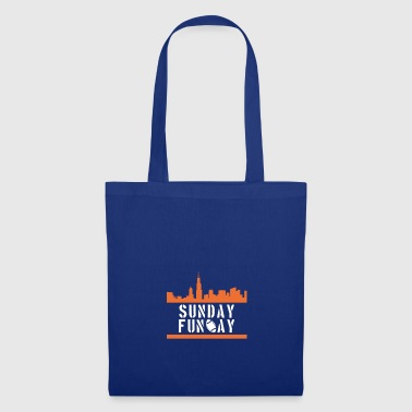 Sontag fun day - Tote Bag