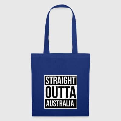 Straight Outta Australie - Tote Bag