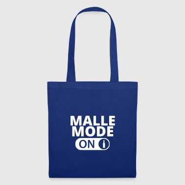 MODE SUR MALLE - Tote Bag