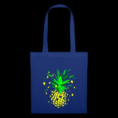 Pineapple fruity explosion - Tote Bag