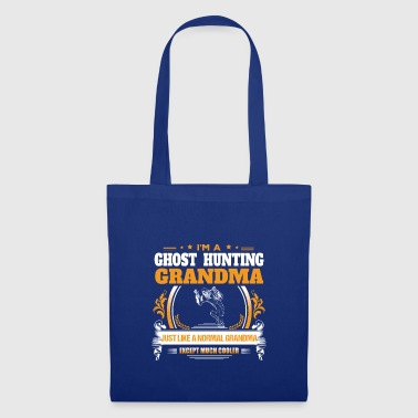 Ghost Hunting Oma Shirt Geschenkidee - Stoffbeutel