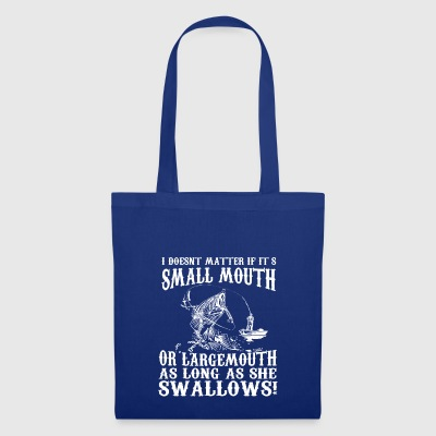 Kalastusmatkan pieni suu Big Mouth Swallow - Kangaskassi