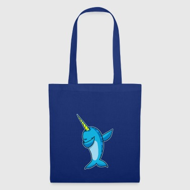 Narwhal Dab - dabbing narwhal - Tote Bag