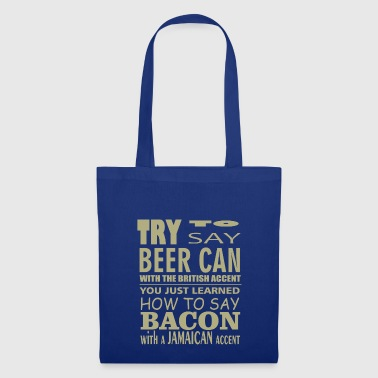 Beer can comic - Tote Bag