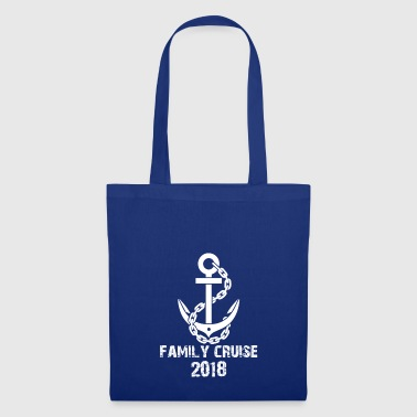 Family Cruise Cruise 2018 Shirt - Tote Bag