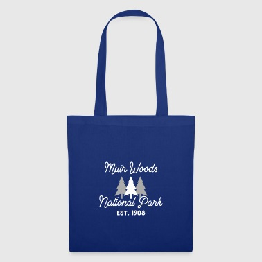 Parc national de Muir Woods Californie Redwood Forest - Tote Bag