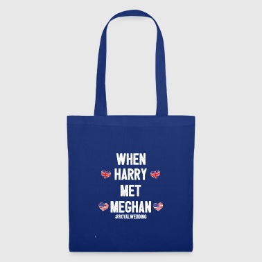 Royal Wedding Wedding Harry and Meghan Gift - Tote Bag
