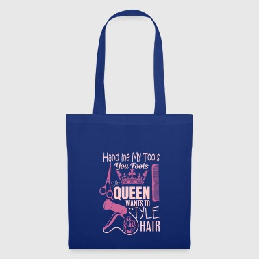 Hairstylist - Tote Bag
