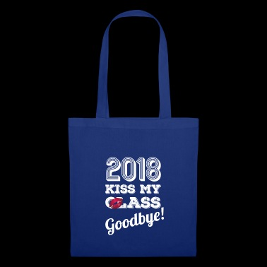 2018 Kiss my Class Goodbye - Tote Bag
