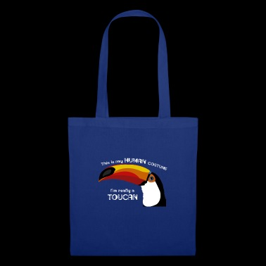 Funny sweet toucan costume gift surprise - Tote Bag