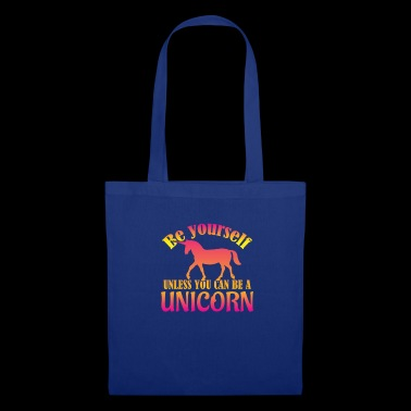 Unicorn fantasy magic mythical creature saying gift - Tote Bag