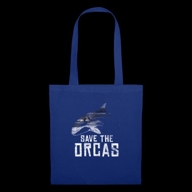 Save the whales animal welfare pollution - Tote Bag