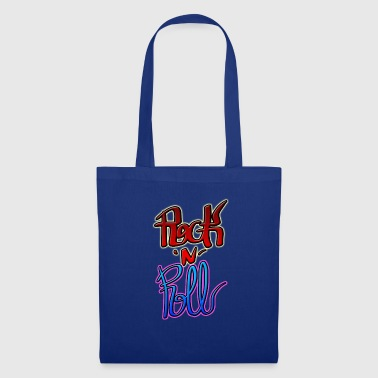 Rock and Roll Punk Rock - Tote Bag