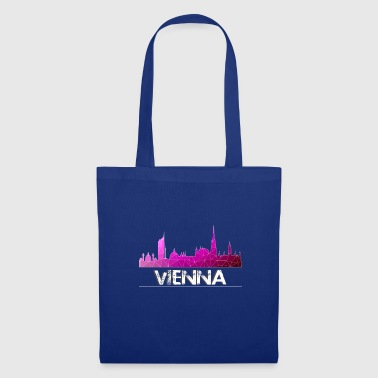 Vienne Skyline Rose - Tote Bag
