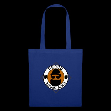 Fier papa barbu - Tote Bag