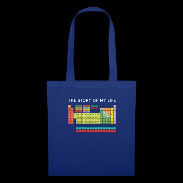 Chemist Elements Science Cool Fun Gift - Tote Bag