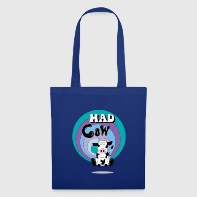 Mad Cow - Tote Bag