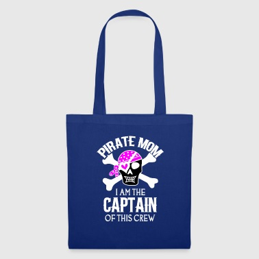 Pirate Mom Pirate Shirt cadeau pour maman maman - Tote Bag