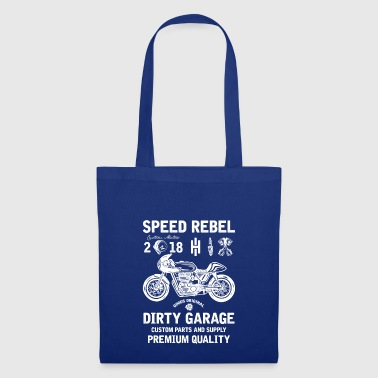 SPEED REBELL - Stoffbeutel