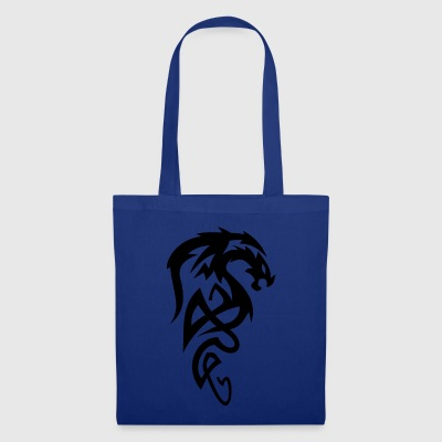 Dragon tribal - Tote Bag
