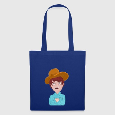 Cow-boy - Tote Bag