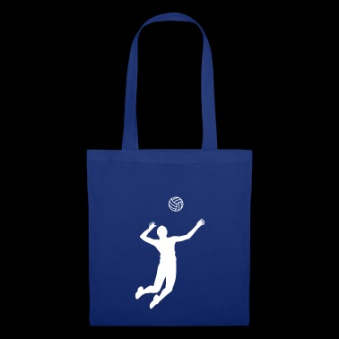 Volleyball vole - Tote Bag