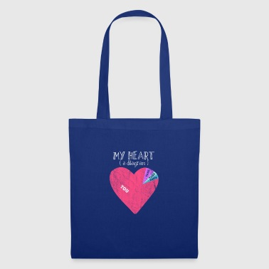 My love in a chart - Tote Bag