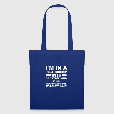 Relationship with CREATIVE WRITING - Tote Bag
