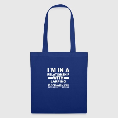 Relationship with LARPING - Tote Bag