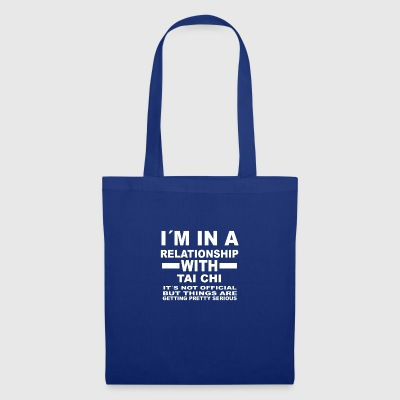 Relationship with TAI CHI - Tote Bag